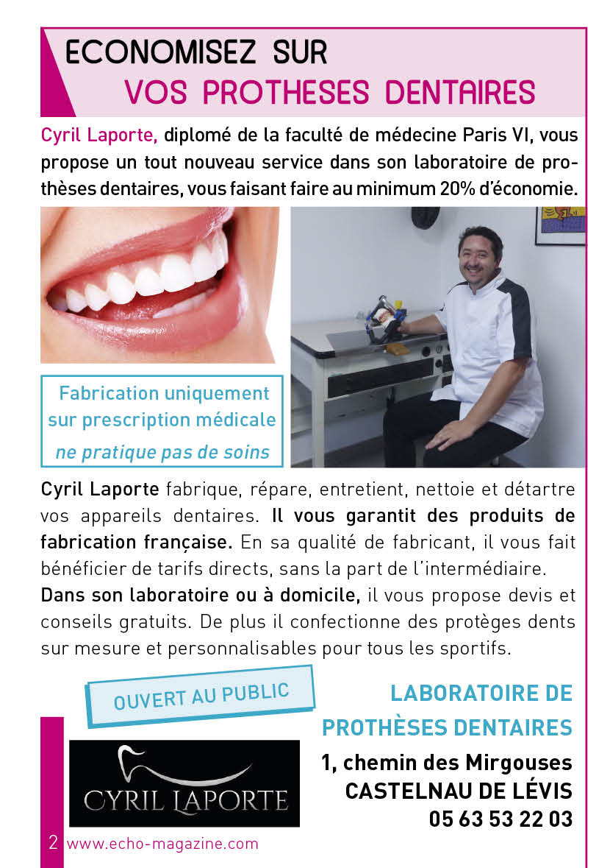 dentaire paris prothesiste